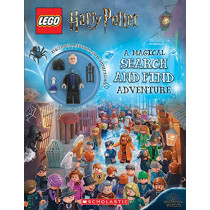 Lego Harry Potter: A Magical Search and Find Adventure (Activity Book with Snape Minifigure) by Ameet Studio, 9781338581898