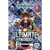 Kingdom Hearts: The Official Handbook by Scholastic, 9781338596182