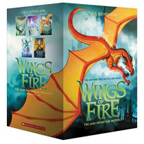 Wings of Fire Box Set, the Jade Mountain Prophecy (Books 6-10) by Scholastic, 9781338598896