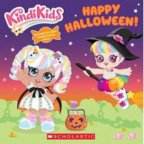 Happy Halloween! (Kindi Kids) by Rebecca Potters, 9781338664263