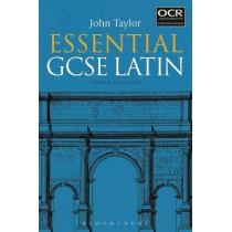 Essential GCSE Latin by John Taylor, 9781350003804