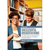 Successful Dissertations by Caron Carter, 9781350004863