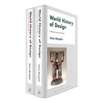 World History of Design: Two-volume set by Victor Margolin, 9781350018457