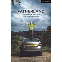 Fatherland by Simon Stephens, 9781350091504