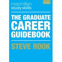 The Graduate Career Guidebook by Steve Rook, 9781352005165