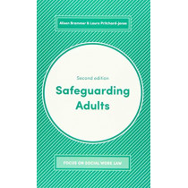 Safeguarding Adults by Alison Brammer, 9781352007589