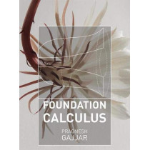 Foundation Calculus by Pragnesh Gajjar, 9781352008197