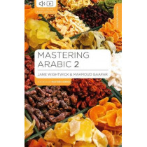 Mastering Arabic 2 by Jane Wightwick, 9781352008500