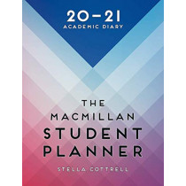 The Macmillan Student Planner 2020-21: Academic Diary by Stella Cottrell, 9781352010060