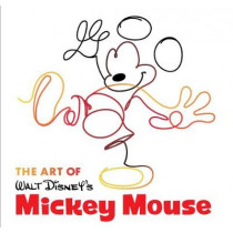 The Art Of Walt Disney's Mickey Mouse: The True Original by Jessica Ward, 9781368011242