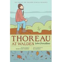 Thoreau At Walden by John Porcellino, 9781368027106