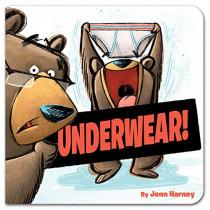 Underwear! by Jenn Harney, 9781368041836
