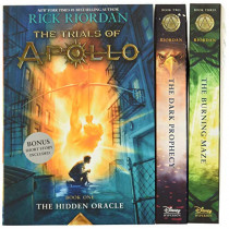 The Trials of Apollo Set by Rick Riordan, 9781368051729