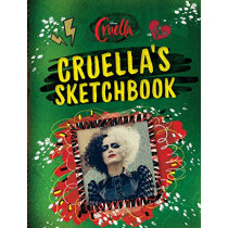 Cruella's Sketchbook by Disney Books, 9781368062336