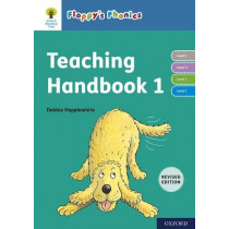 Teaching Handbook 1 (Reception/Primary 1) by Alex Brychta, 9781382005616