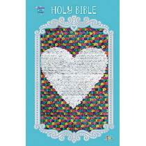 ICB, Sequin Sparkle and Change Bible, Hardcover by Thomas Nelson, 9781400210749