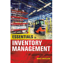Essentials Of Inventory Management [Third Edition] by Max Muller, 9781400212378