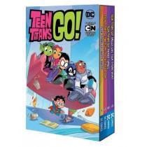 Teen Titans Go! Boxset by Sholly Fisch, 9781401283599