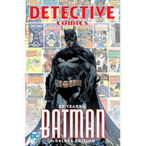 Detective Comics: 80 Years of Batman: Deluxe Edition by Various, 9781401285388