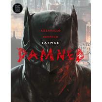Batman: Damned by Brian Azzarello, 9781401291402