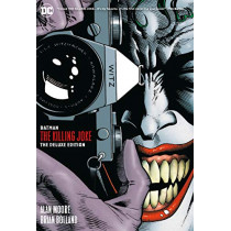 Batman: The Killing Joke Deluxe: DC Black Label Edition by Alan Moore, 9781401294052