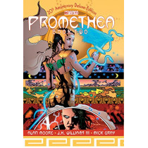 Promethea: The Deluxe Edition Book Two by Alan Moore, 9781401295455