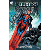 Injustice: Gods Among Us Year Five- The Complete Collection by Brian Buccellato, 9781401295660