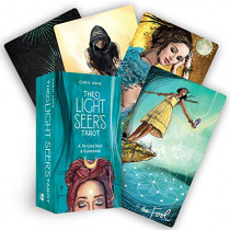 The Light Seer's Tarot: A 78-Card Deck & Guidebook by Chris-Anne, 9781401958039