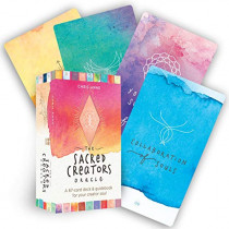The Sacred Creators Oracle: A 67-Card Deck & Guidebook for Your Creator Soul by Chris-Anne, 9781401958336