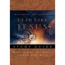 Lead Like Jesus Study Guide by Kenneth Blanchard, 9781404101227