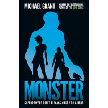 Monster: The GONE series may be over, but it's not the end of the story by Michael Grant, 9781405284837