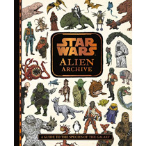 Star Wars Alien Archive: An Illustrated Guide to the Species of the Galaxy by Egmont Publishing UK, 9781405288477