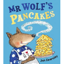 Mr Wolf's Pancakes by Jan Fearnley, 9781405288583