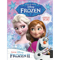 Disney Frozen Annual 2020 by Disney Licensed Publishing, 9781405294430