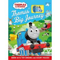Thomas & Friends: Thomas' Big Journey: Book with toy engine and giant track! by Egmont Publishing UK, 9781405294614