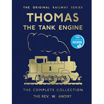 Thomas the Tank Engine: Complete Collection 75th Anniversary Edition by Rev. Wilbert Vere Awdry, 9781405294645