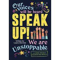 Speak Up! by Laura Coryton, 9781405294690