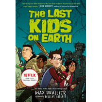 The Last Kids on Earth by Max Brallier, 9781405295093