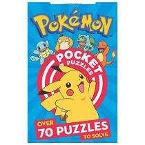Pokemon Pocket Puzzles by Pokemon, 9781405296533