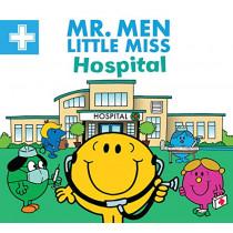 Mr. Men Little Miss Hospital by Adam Hargreaves, 9781405296601