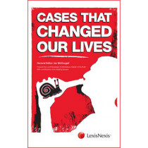Cases That Changed Our Lives by Ian McDougall, 9781405755887
