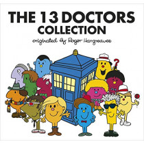 Doctor Who: The 13 Doctors Collection by Adam Hargreaves, 9781405933834