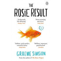 The Rosie Result by Graeme Simsion, 9781405941303