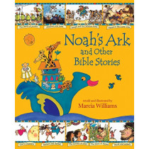Noah's Ark and Other Bible Stories by Marcia Williams, 9781406326109
