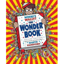 Where's Wally? The Wonder Book by Martin Handford, 9781406374063