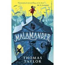Malamander by Thomas Taylor, 9781406386288