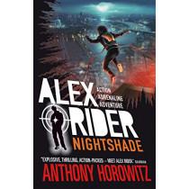 Nightshade by Anthony Horowitz, 9781406390629