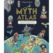 Myth Atlas by Thiago de Moraes, 9781407178134