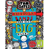 Tom Gates: Biscuits, Bands and Very Big Plans by Liz Pichon, 9781407179858