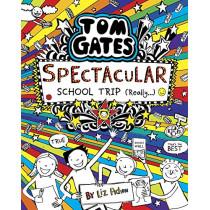 Tom Gates: Spectacular School Trip (Really.) by Liz Pichon, 9781407186726